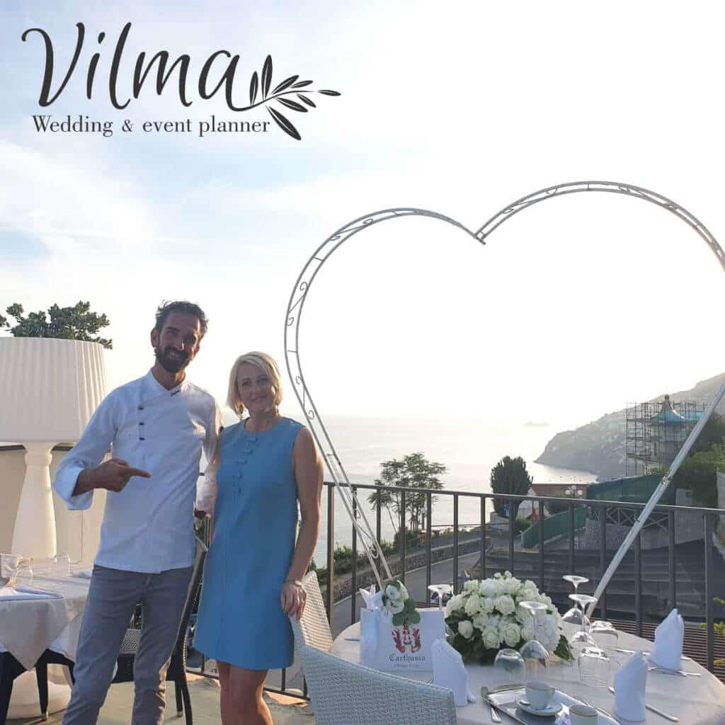 Vilma - jūsų švenčių Italijoje planuotoja