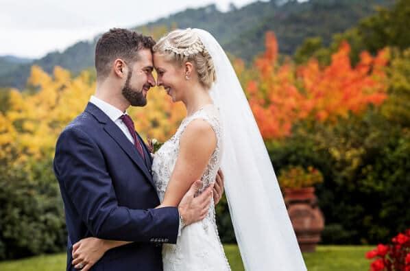 orai italijoje vilma wedding