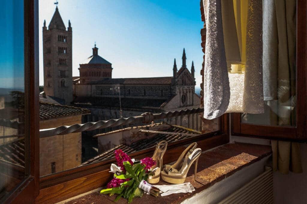 italija vestuvės